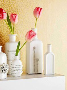 Floreando e reciclando