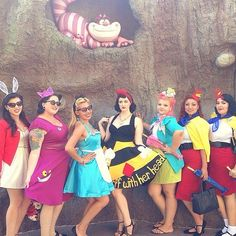 """Do you have any other tips for Disneybounding newbies? """"Start with a character you really love or a fun group idea with some friends. Having some sort of connection to what you're dressing as can make it an even better experience. Be familiar with some locations in the park you'll be visiting so you know where all the fun photo locations associated with your character might be."""""""