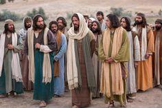 Mateo 19:23–26, Cristo enseña a Juan y a los demás apóstoles