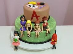 Image result for pretty little liars cake