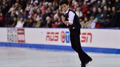 Canada's Nam Nguyen- a skater to watch at world junior figure skating championships in Milan, Italy
