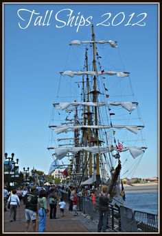 Tall Ships in New Orleans