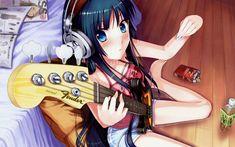 20 Super Cute Anime Girls - Kamino Saber