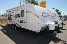 2011 Jayco Jay Feather X213. Our new trailer!