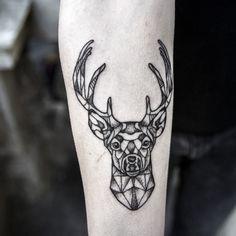 deer tattoos tumblr - Google Search