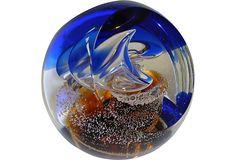 Caithness Glass Paperweight