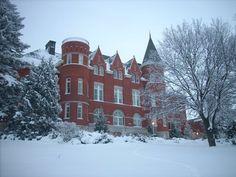 Winter in Pullman,WA