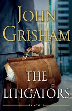 Very intriguing, yet an an easy read!   Typical Grisham book; very entertaining.