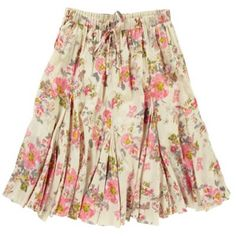 Joe Browns Multi coloured flirty flippy skirt- at Debenhams.com