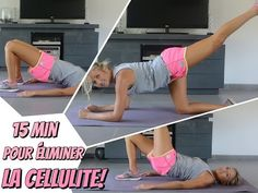 {Sport N°3} 15min pour bruler la cellulite ! - YouTube