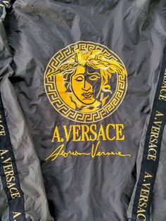Check out this item in my Etsy shop https://www.etsy.com/uk/listing/506737783/a-versace-new-york-diffusion-embroidery