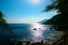 Άρωμα Ικαρίας: Από την Αθήνα στο Καράκας… Beach, Water, Outdoor, Gripe Water, Outdoors, The Beach, Beaches, Outdoor Living, Garden