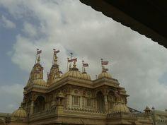 BAPS swaminarayan madir, Bochasan, Gujarat, India