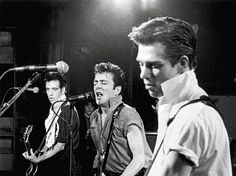 the clash [Happy Birthday, Joe (21Aug) - MS]