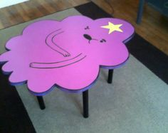 Lumpy Space Princess Adventure Time Coffee Table (LSP)