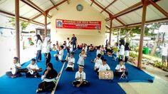 Dokumentasi Komunitas Seni Budaya Anak : RPTRA Kecamatan Pesanggrahan Basketball Court, Sports, Hs Sports, Sport