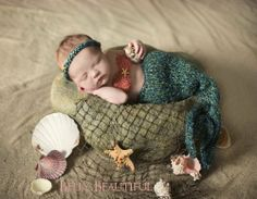 Part of Your World - Mermaid Set Knitting Pattern - 7 Sizes Included by Melody Rogers, http://www.amazon.com/dp/B005ZJ5A9M/ref=cm_sw_r_pi_dp_Uacarb1Z38EC3