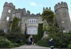 Malahide Castle Ireland Family Adventure