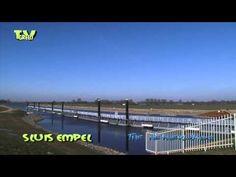 Rivier De Maas: Maximakanaal - Sluis Empel - YouTube