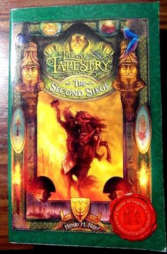 The Second Siege: Book Two of the Tapestry by Henry H Neff (Paperback /2014..