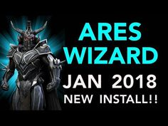 ARES WIZARD!! NEW Install (JAN 2018) BEST Kodi 17.6 Builds, Repos & Addons. NEW LINK! Easiest Setup - YouTube