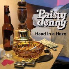 Paisty Jenny - Head In A Haze, Black