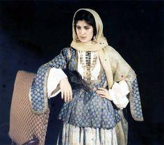 - Келагаи - Шёлковый платок, азербайджанский национальный женский головной убор. Azerbaijan
