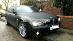 BMW 7 BREAKING FOR PARTS (2002-2009)