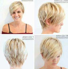 20 New Long Pixie Cuts | http://www.short-haircut.com/20-new-long-pixie-cuts.html