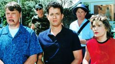 "Rick Ducommun R.I.P.   dies at 62, left, starred in ""The 'Burbs"" with Tom Hanks and Corey Feldman."