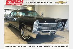 1967 Cadillac Fleetwood found on CarLister.co