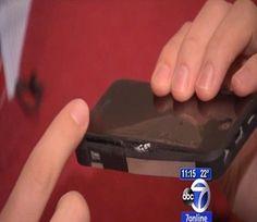 અમેરિકાઃ આઇફોનમાં વિસ્ફોટ થતાં દાઝ્યો યુઝર્સ, કંપની સામે કરશે કેસ International News