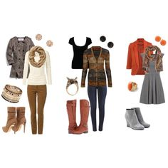 """""""Women's Fall Outfits"""" by jessicaschmidt on Polyvore"""