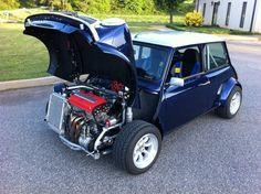 Mini with a B series Honda motor and awd [1680x1255]