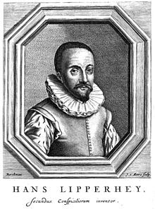 Spectacle maker & inventor of telescope-Hans Lipperhey........ (1570-1619)