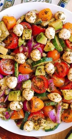 Salade Healthy, Plats Healthy, Healthy Salads, Healthy Dinner Recipes, Vegetarian Recipes, Healthy Eating, Cooking Recipes, Tea Recipes, Shrimp Recipes