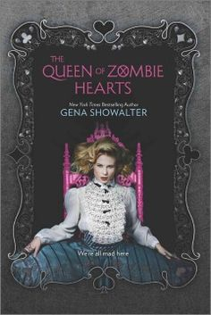 The Queen of Zombie Hearts by Gena Showalter - Ali's relationship with zombie slayer Cole is challenged by an Anima Industries attack that kills four of her friends, leading to the surprising discovery of her own zombie-controlling abilities.