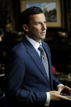 Craig Parker - he looks good in anything or nothing, but I am a sucker for a man in a suit.