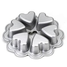 Useful Nordic Ware Creme Filled Wafer Cake Tin Set New Utmost In Convenience Home, Furniture & Diy