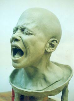 scream baby... by dreamfloatingby.deviantart.com on @deviantART