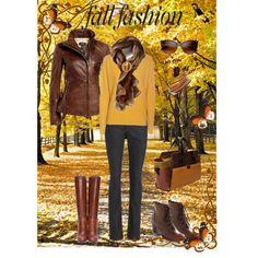 """""""Fall fashion"""""""