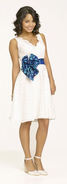 High school musical gabriella prom dress - Dress style
