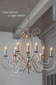 from Catalogue Lighting Lighting, Lamp, Ceiling Lights, Vintage House, Lamp Light, Lights, Hanging Lamp, Live Light, Chandelier