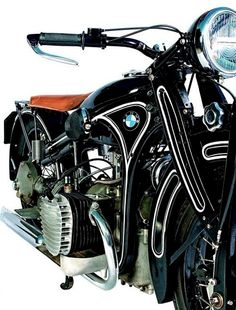 combustible-contraptions: 1925 BMW R32