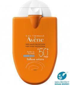 7€ Reflexe solaire 50+ Muy alta protección para pieles sensibles. 30ML Protección de amplio espector UVB-UVA. Fotoestable. Tacto seco. Oil-free. Eau Thermale Avene, Shampoo, Free, Sensitive Skin, Furs, Single Wide, Products