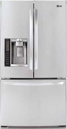 Awesome LG French Door refrigerator #biasicom #LG #home Lg French Door Refrigerator, Kitchen Remodel, New Homes, Kitchen Appliances, Awesome, House, Diy Kitchen Appliances, Home Appliances, Home