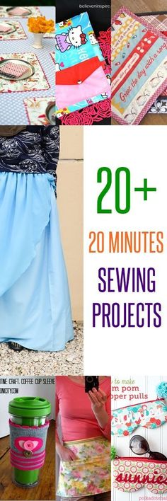 easy sewing projects | sewing for beginners | free sewing patterns | quick and easy sewing