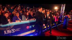 The Tenors - 2013 Juno Awards