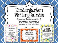 Writing activities for kids common core