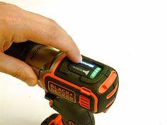 BLACK+DECKER AutoSense Drill Makes Driving Flush Easy #sponsored